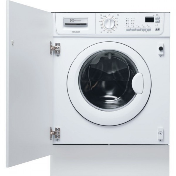 Veļas Mazgājamā Mašīna Ar Žāvētāju Electrolux EWX147410W