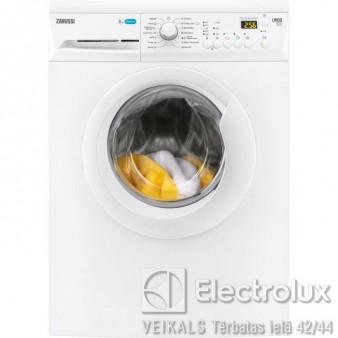 Veļas Mazgājamā Mašīna ZANUSSI ZWF61203W
