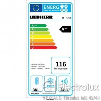 Ledusskapis Liebherr SK 4260 Comfort