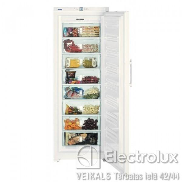 Saldētava Liebherr GNP 4166 Premium NoFrost