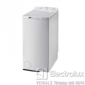 Veļas Mazgājamā Mašīna INDESIT ITW A 61052 W EE