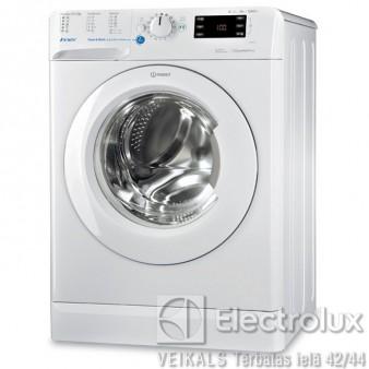 Veļas Mazgājamā Mašīna INDESIT BWE 81284X W EU