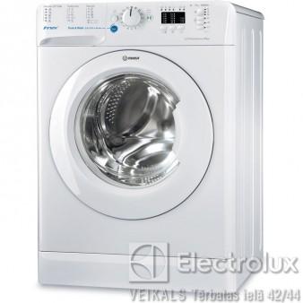 Veļas Mazgājamā Mašīna INDESIT BWA 71052X W EU