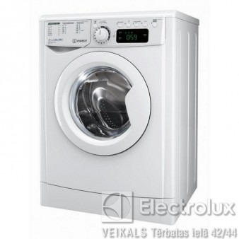 Veļas Mazgājamā Mašīna INDESIT EWE 81283 W EU