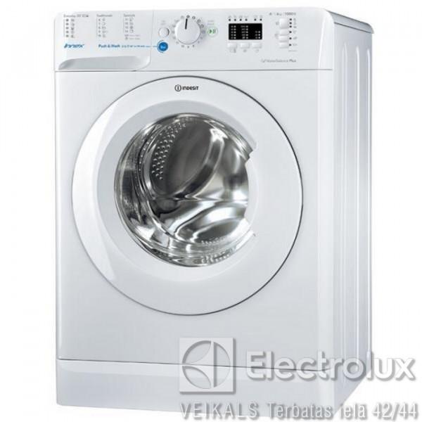 Veļas Mazgājamā Mašīna INDESIT BWSA 61052 W EU