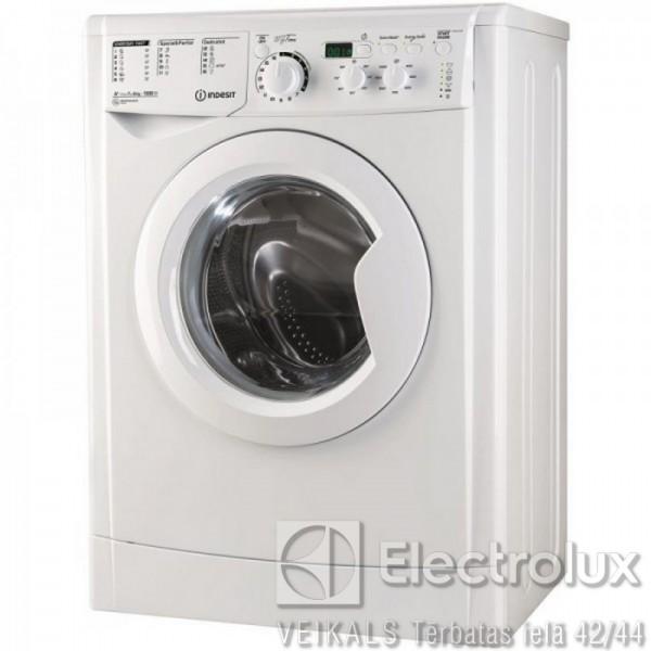 Veļas Mazgājamā Mašīna INDESIT EWSD 61051 W EU