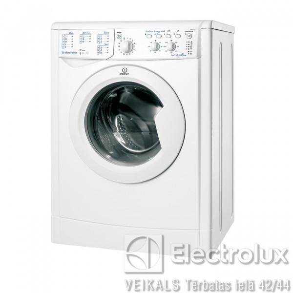 Veļas Mazgājamā Mašīna INDESIT IWSC 51251 C ECO EU