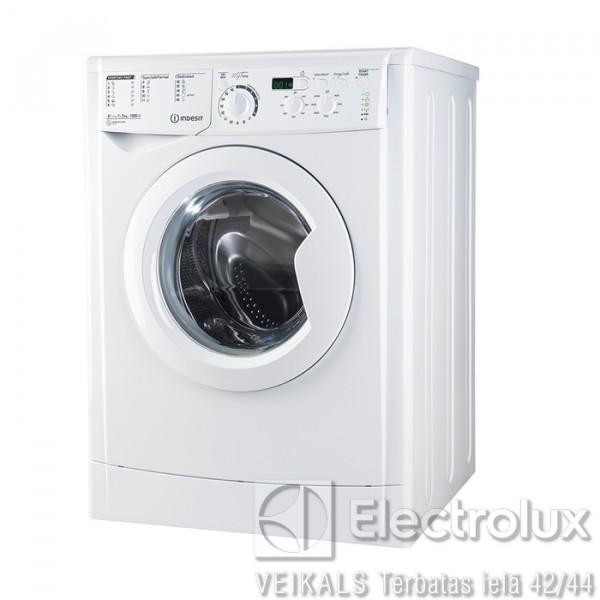 Veļas Mazgājamā Mašīna INDESIT EWSD 51051 W EU