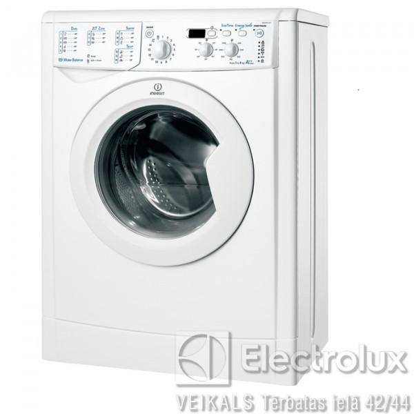 Veļas Mazgājamā Mašīna INDESIT IWUD 41252 C ECO EU