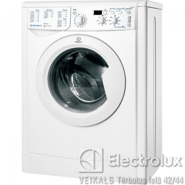 Veļas Mazgājamā Mašīna INDESIT IWUD 41051 C ECO EU