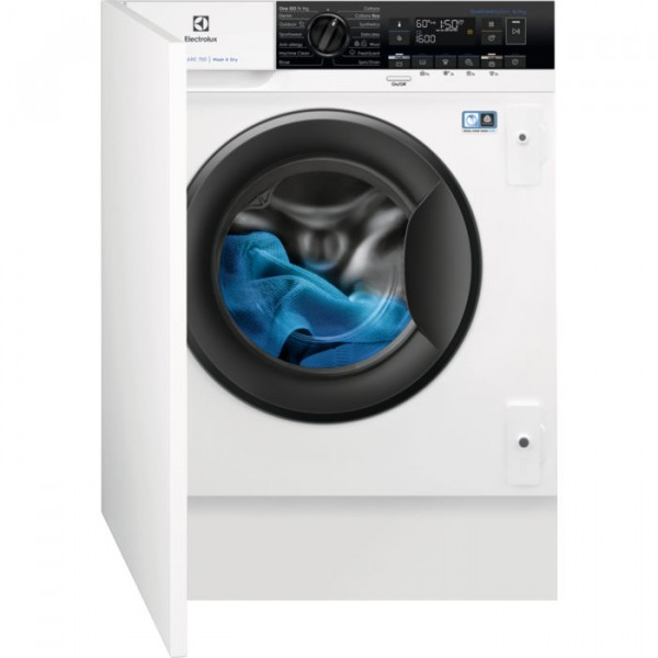 Veļas Mazgājamā Mašīna Ar Žāvētāju Electrolux EW7W368SI