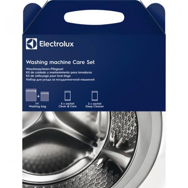 Veļasmašīnas kopšanas līdzekļu komplekts Electrolux E6WMCR001