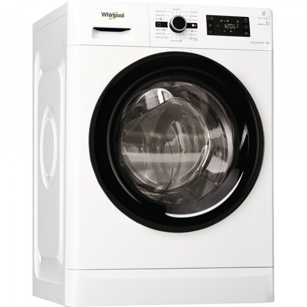 Veļas Mazgājamā Mašīna Whirlpool FWG81484BVEE